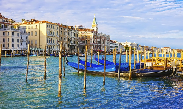 Best of Europe Vacation with Airfare