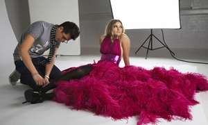 Fashion Designer by Debora: Photoshoot met Debora Velasquez' jurken voor 1 of 2 personen vanaf 29,99€