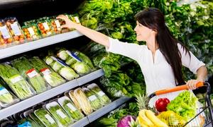Bionatura: Buono sconto di 20 € a 9,90 € per l'acquisto di prodotti biologici alimentari e per la casa