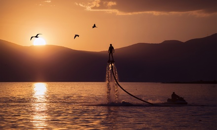 One-Hour Flyboard Session for Two, Four, or Six from NOLA Flyboarding (Up to 54% Off)