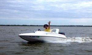 Butler Boat Rental: $199 for $400 Worth of Mini-speed Boat Rental  at Butler Boat Rental