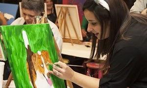 Masterpiece Mixers - Roswell: Two-Hour BYOB Painting Class for One at Masterpiece Mixers (40% Off)