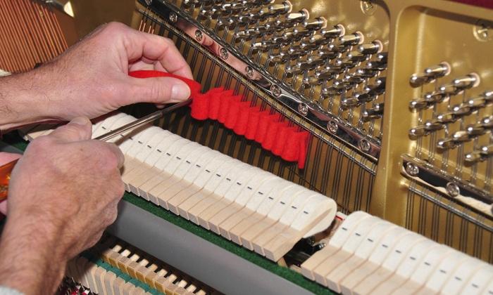 Piano Tuning - Angies Affordable Piano Tuning | Groupon