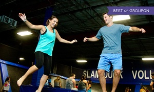 Off The Wall Trampoline Fun Center: Family Entertainment Packages at Off The Wall Trampoline Fun Center (Up to 53% Off)