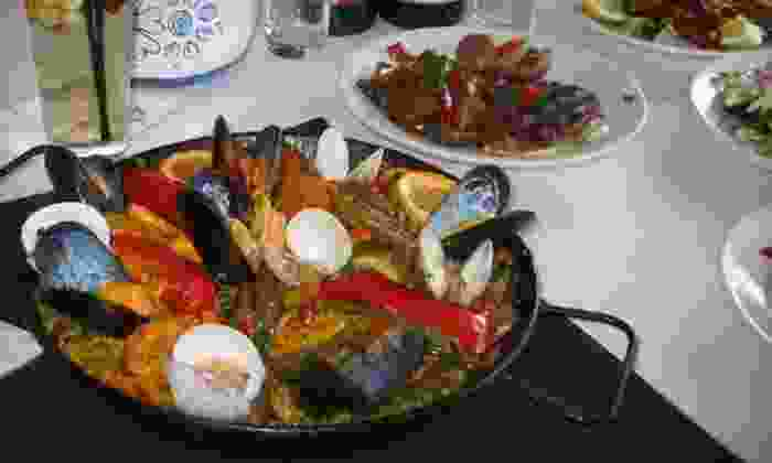 La Tasca Tapas Restaurant - Arlington Heights: $15 for $30 Worth of Spanish Cuisine and Drinks at La Tasca Tapas Restaurant