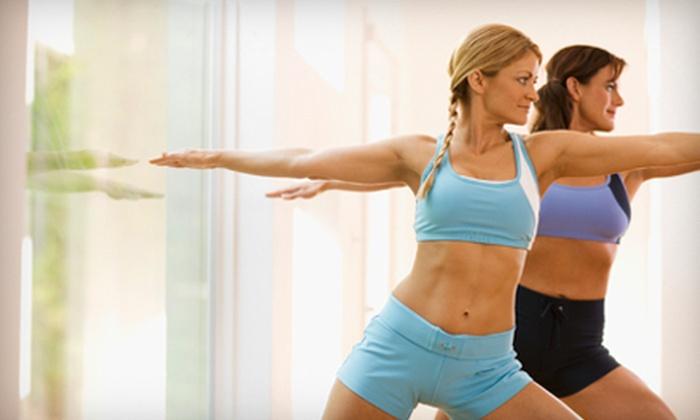 The Yoga Pioneers - East Bloomington: $20 Worth of Yoga Classes