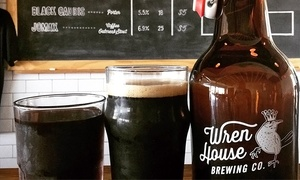 Wren House Brewing: Beer Flight for Two or Four at Wren House Brewing (Up to 41% Off)