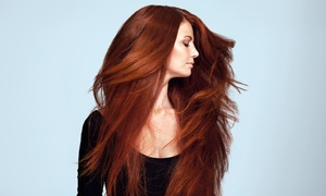 IMC Hair Salon: $99 for a Shiseido Straightening Treatment, $109 to Add Style Cut at IMC Hair Salon (Up to $330 Value)