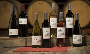 Simi Winery: $19 for Wine Tour and Tastings for Two at Simi Winery ($38 Value)