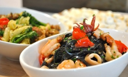 $22 for $35 Worth of Pasta and Seasonal Italian Food at The Pasta Shoppe