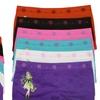 Girls' Princess Bras and Boy Shorts (6-Pack)