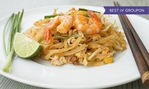 Tida Thai: $15 for $27 Worth of Thai Food at Tida Thai Virginia Beach