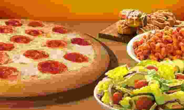 CiCi's Pizza - Multiple Locations: Cici's Pizza Topeka/Lawrence, KS