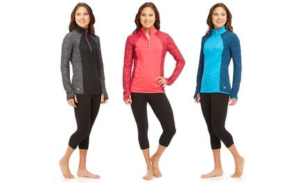 Marika Tek Gravity Women's Half-Zip Pullover