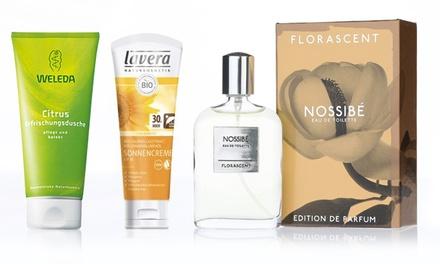 Wertgutschein über 15 € anrechenbar auf Pflegeprodukte und Make-up aus dem Sortiment von Kosmetikstudio Walther