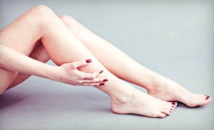 Two Spider-Vein Removal Treatments (a $200 value) - Beauty by Laser in Thornhill