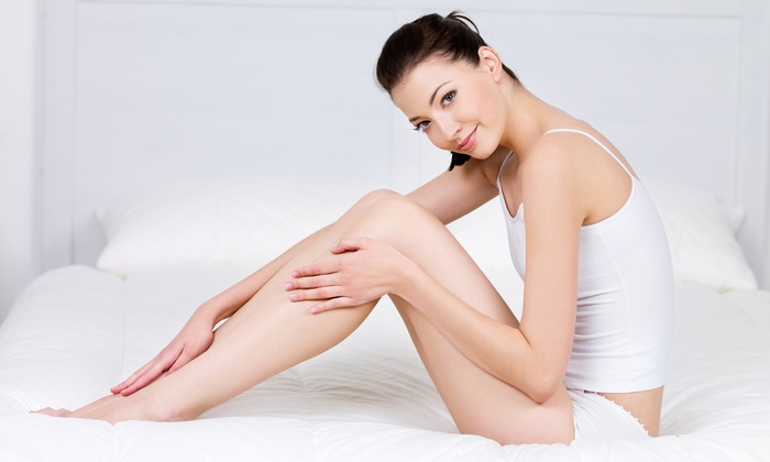 Gold Cosmetics & Skin Care - Hollywood: Six Upper-Lip or Brazilian Laser Hair Removal at Gold Cosmetics & Skin Care (Up to 52% Off)