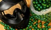 Got'cha Paintball - Houston: All-Day Paintball Packages with Equipment Rental for Two, Four, or Eight at Got'cha Paintball (Up to 53% Off)
