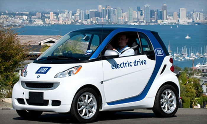 car2go: $17 for Car-Sharing Registration and 60 Minutes of Driving to car2go (Up to $56 Value)