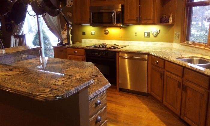 Ultimate Granite & Design - Addison: $98 for $250 Groupon — Ultimate Granite & Design