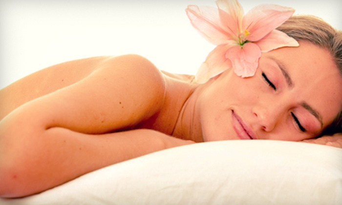 Dolce Vita Day Spa - Treelake: $99 for an Aromatherapy Spa Package with Massage and Private Suite at Dolce Vita Day Spa in Granite Bay ($250 Value)