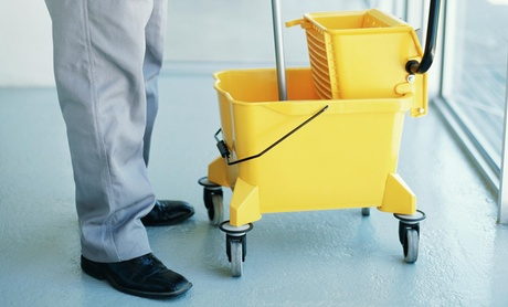 Two Hours of Cleaning Services from G & G Supply Janitorial (41% Off)
