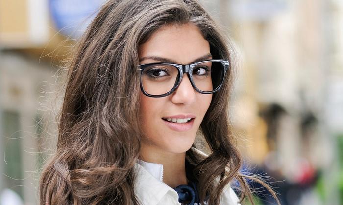 Elite Vision Center - Pembroke Pines: Prescription Glasses or Sunglasses with Optional Eye Exam at Elite Vision Center (Up to 80% Off)