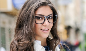 Elite Vision Center: Prescription Glasses or Sunglasses with Optional Eye Exam at Elite Vision Center (Up to 80% Off)