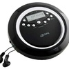GPX Portable CD Player with 2 Sets of Earbuds