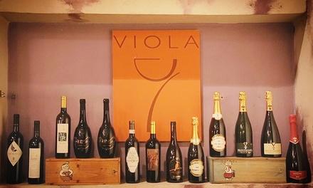 Viola sui Navigli: Corso degustazione con vini