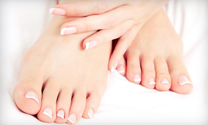 Nails by Amanda - Cambridge: Nail Services at Nails by Amanda (Up to 57% Off). Three Options Available.