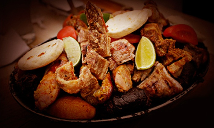 Los Remolinos - Port Chester: Latin-American Food for Two or Four at Los Remolinos (Up to 57% Off)