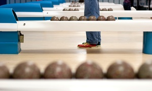 Viking Recreation Center: $27 for Two Hours of Bowling With Shoe Rental for Up to Six at Viking Recreation Center ($60 Value)