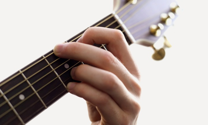 Bach To Rock - Port Washington: Two or Four 30-Minute Music Lessons or Two Hours of Rehearsal Time at Bach to Rock (Up to 73% Off)
