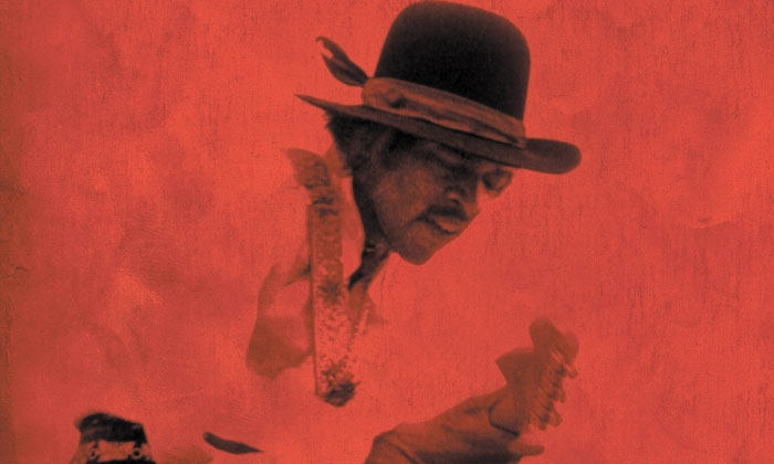 Experience Hendrix - Bayou Music Center: Experience Hendrix at Bayou Music Center on Thursday, October 2 (Up to 50% Off)