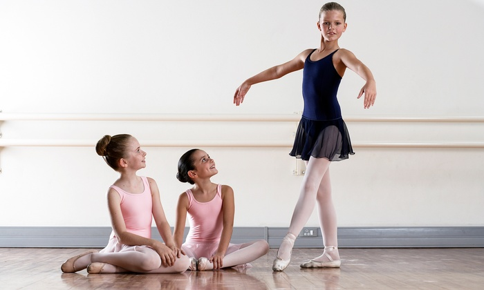 Cynthia's Dance Center - Folsom: $44 for Four Weeks of Children's Dance Lessons from Cynthia's Dance Center ($105.23 Value)