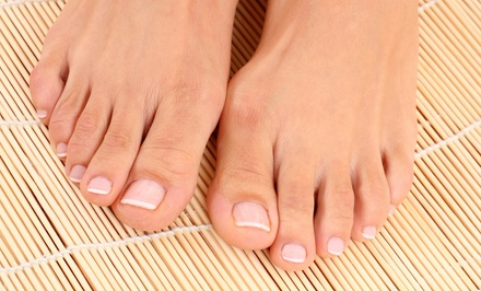 One Laser Toenail-Fungus Treatment for One or Both Feet (Up to 67% Off)
