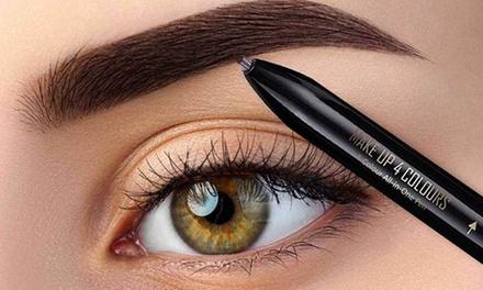 1 ou 2 crayons pour sourcils 4 teintes en 1, effet naturel