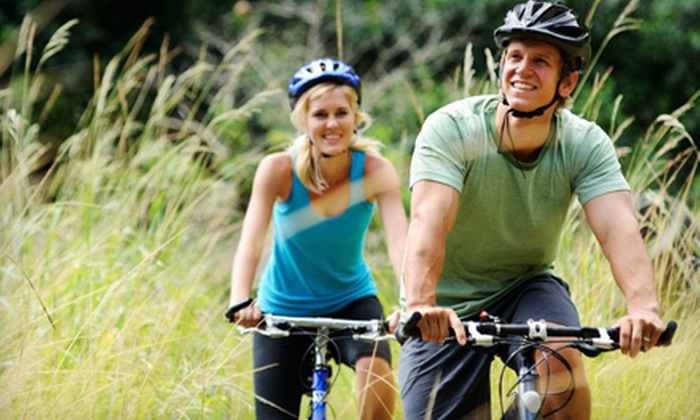 Cycle Center - Multiple Locations: One-Day or Weekend Comfort-Bike Rental from Cycle Center (Up to 51% Off)