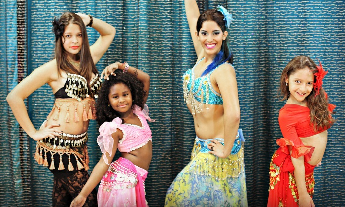 Gaia Dance & Unity Center - Pembroke Pines: Two or Four Mommy and Me Belly Dancing or Meditation at Gaia Dance & Unity Center (Up to 50% Off)