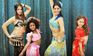 Gaia Dance & Unity Center: Two or Four Mommy and Me Belly Dancing or Meditation at Gaia Dance & Unity Center (Up to 50% Off)