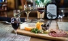 Grandale Vintner's Table - Grandale Vintner's Table: Wine Flights, Charcuterie, and Souvenir Wine Glasses for Two or Four at Grandale Vintner's Table (Up to 39% Off)