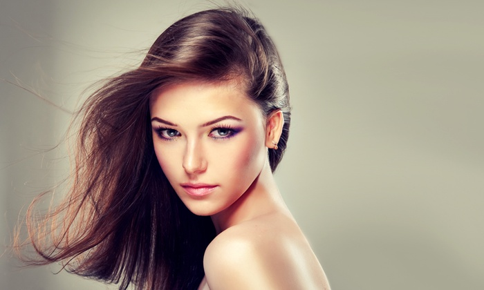 Salon90 - Downtown Pasadena: $49 for One Blow-Dry with Gloss Treatment at Salon90 ($105 Value)