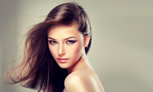 Salon90: Three Blow-Dries or One Blow-Dry with Conditioning or Gloss Treatment at Salon90 (Up to 53% Off)