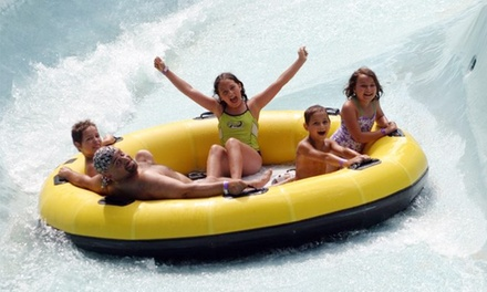 Admission for Two with Optional Meal Package at Zoom Flume Water Park (Up to 37% Off)