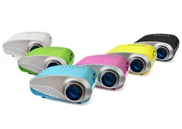 Favi Led Movie And Game Projector For Kids