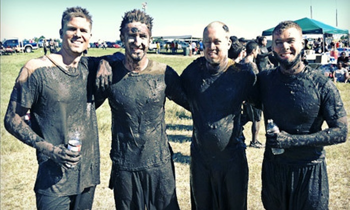 Charity Chase - Davidson: $35 for the Charity Chase 5K Mud Run on Saturday, June 16, at Abersham Park in Davidson (Up to $74.20 Value)