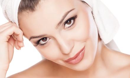 3 pulizie viso con massaggio