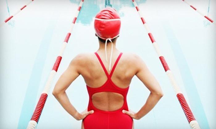 AquaSport - Multiple Locations: $25 for $50 Worth of Swimwear and Accessories at AquaSport