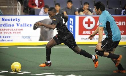 Ontario Fury Indoor Soccer (November 10-December 20)